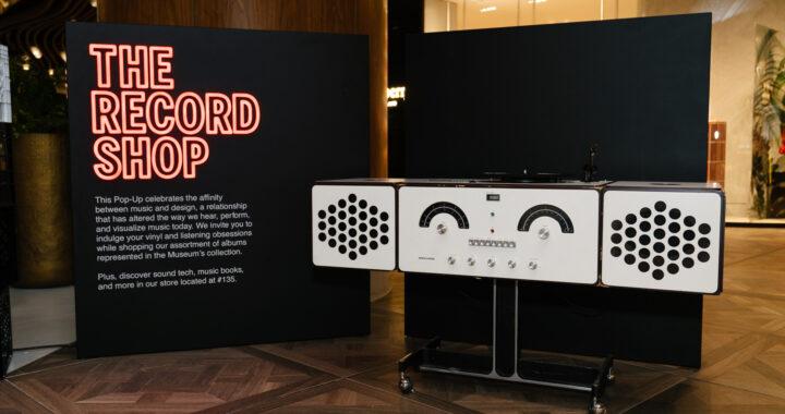 結集 20 世紀經典黑膠+「THE RECORD SHOP」Pop-Up 期間限定店 @ K11 MUSEA