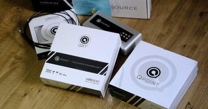改善聲音的細節 Nordost QPoint 共振同步器 / QSource 線性供電器