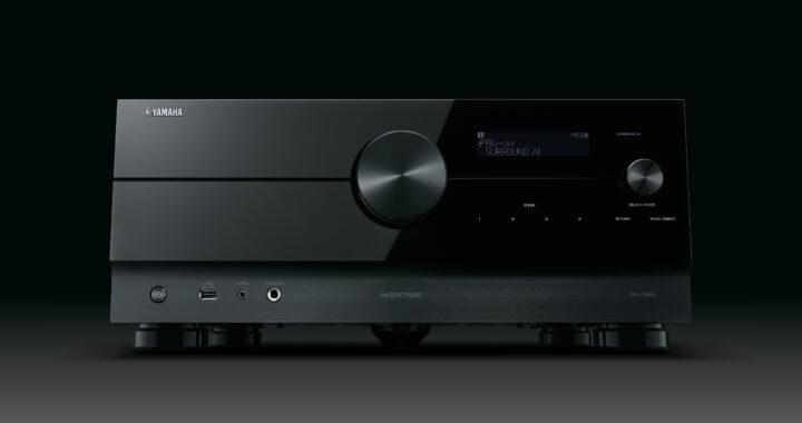 Yamaha 2021 年全新 AVENTAGE 系列影音擴音機香港發佈|Surround:AI 二代目+首植 Auro 3D|搭載 7 組 HDMI 2.1 輸入|8K/60fps+4K/120fps 支援
