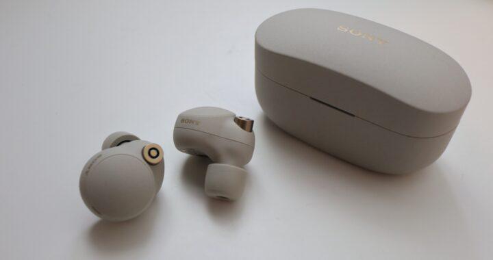 降噪激強+LDAC 解碼更靚聲|上一代不足全面改善|Sony WF-1000XM4 TWS 全無線耳機|艾域速試